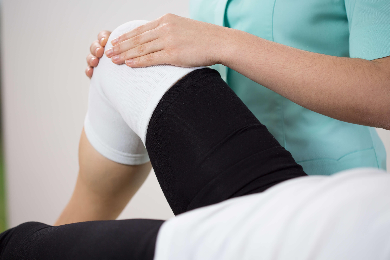 Swollen Knee Treatment