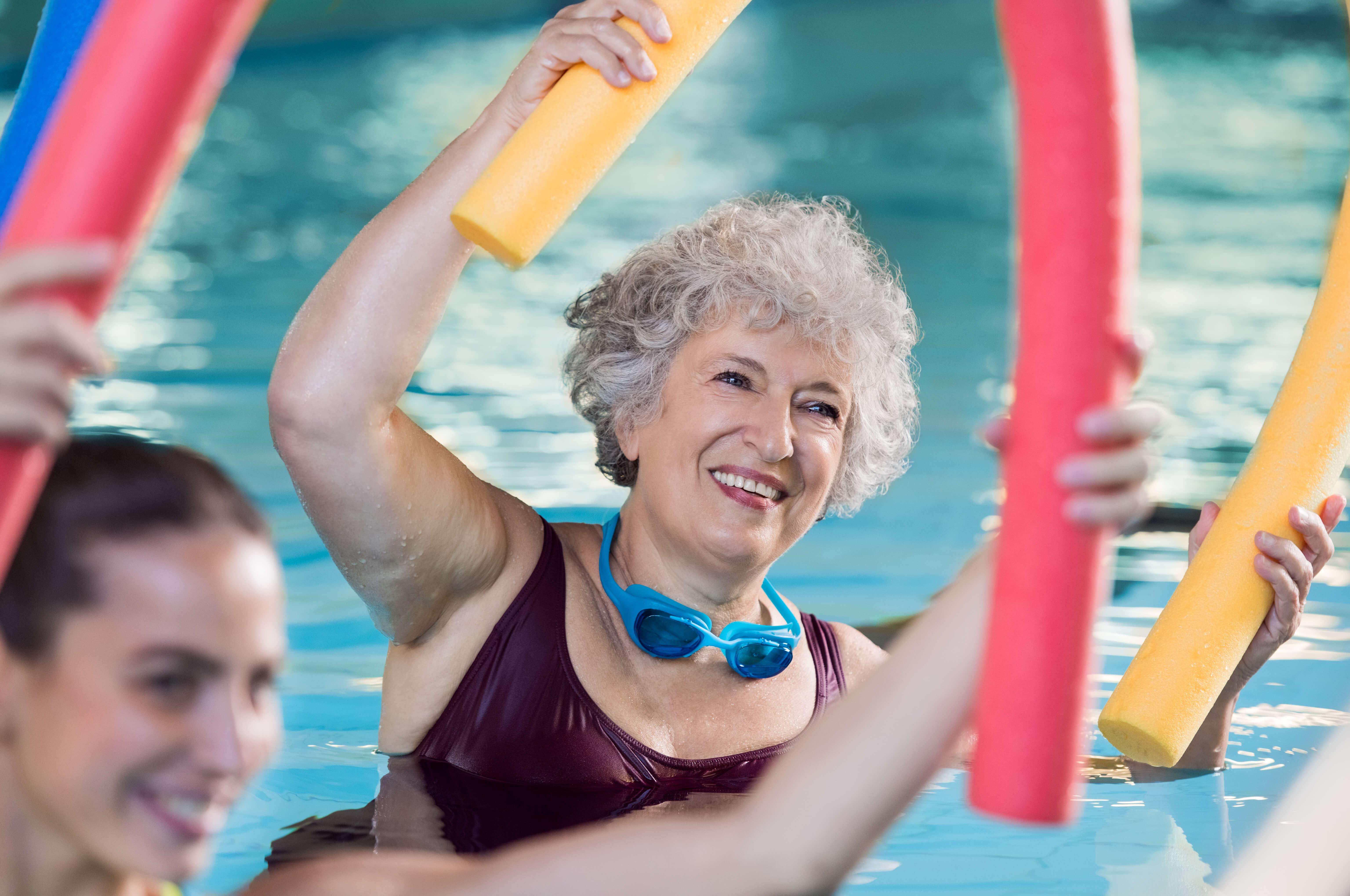 Benefits of Geriatric Rehab
