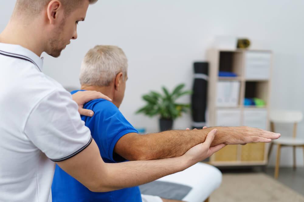 geriatric rehab treatments