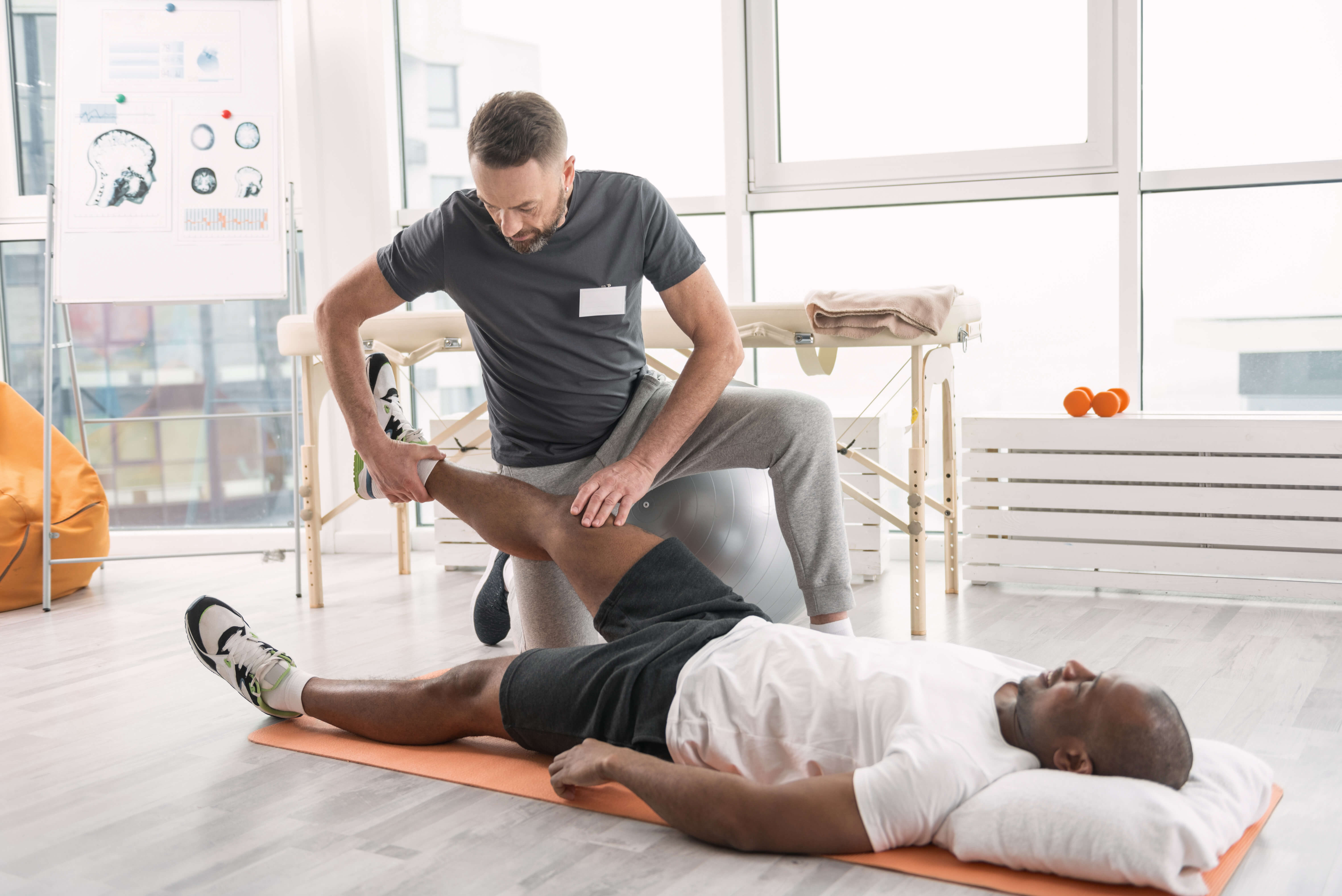 physical therapy Jacksonville NC
