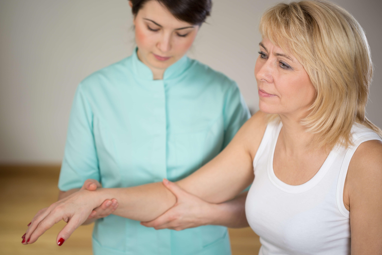 Treating Elbow Pain
