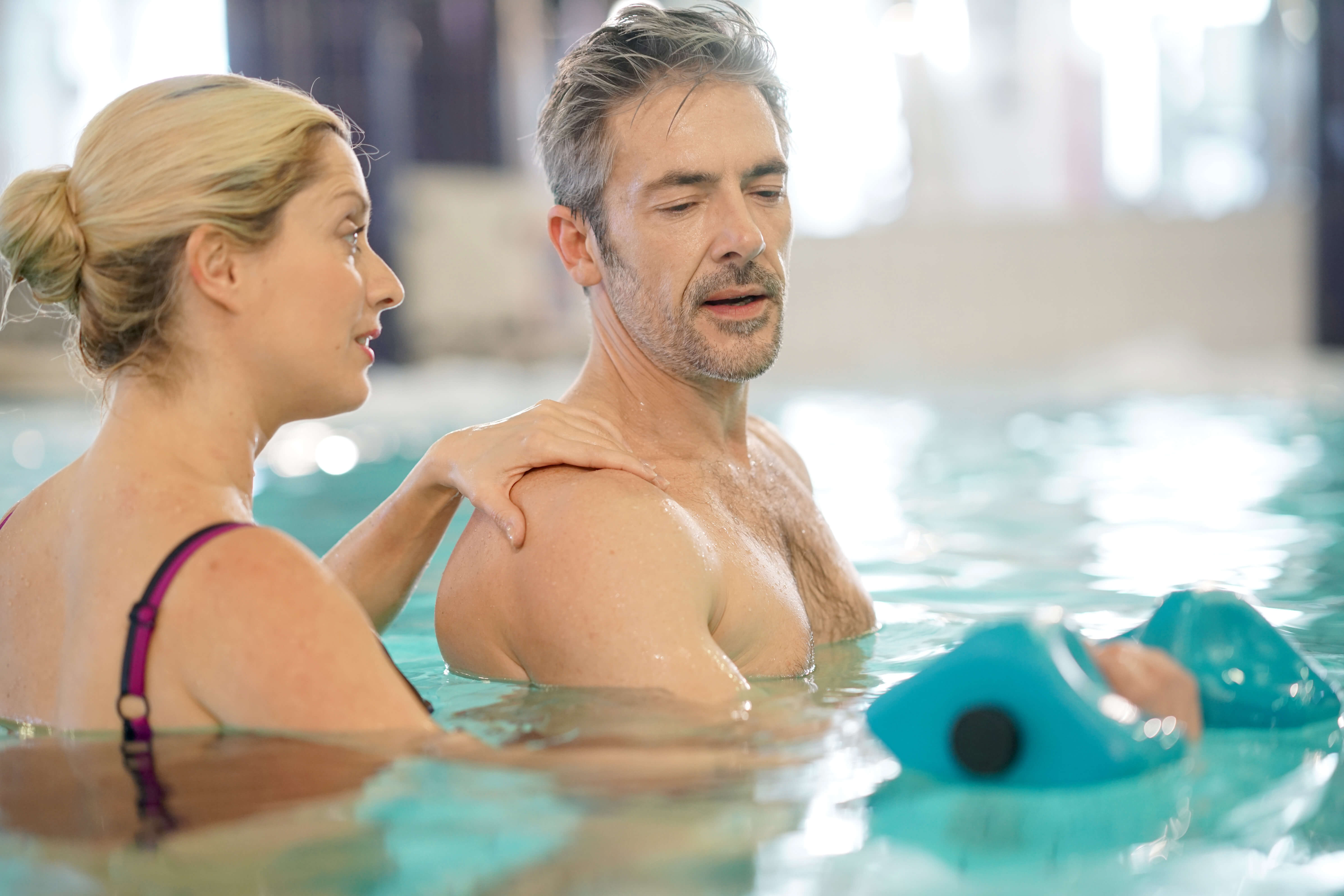 Reasons to Get Aquatic Therapy