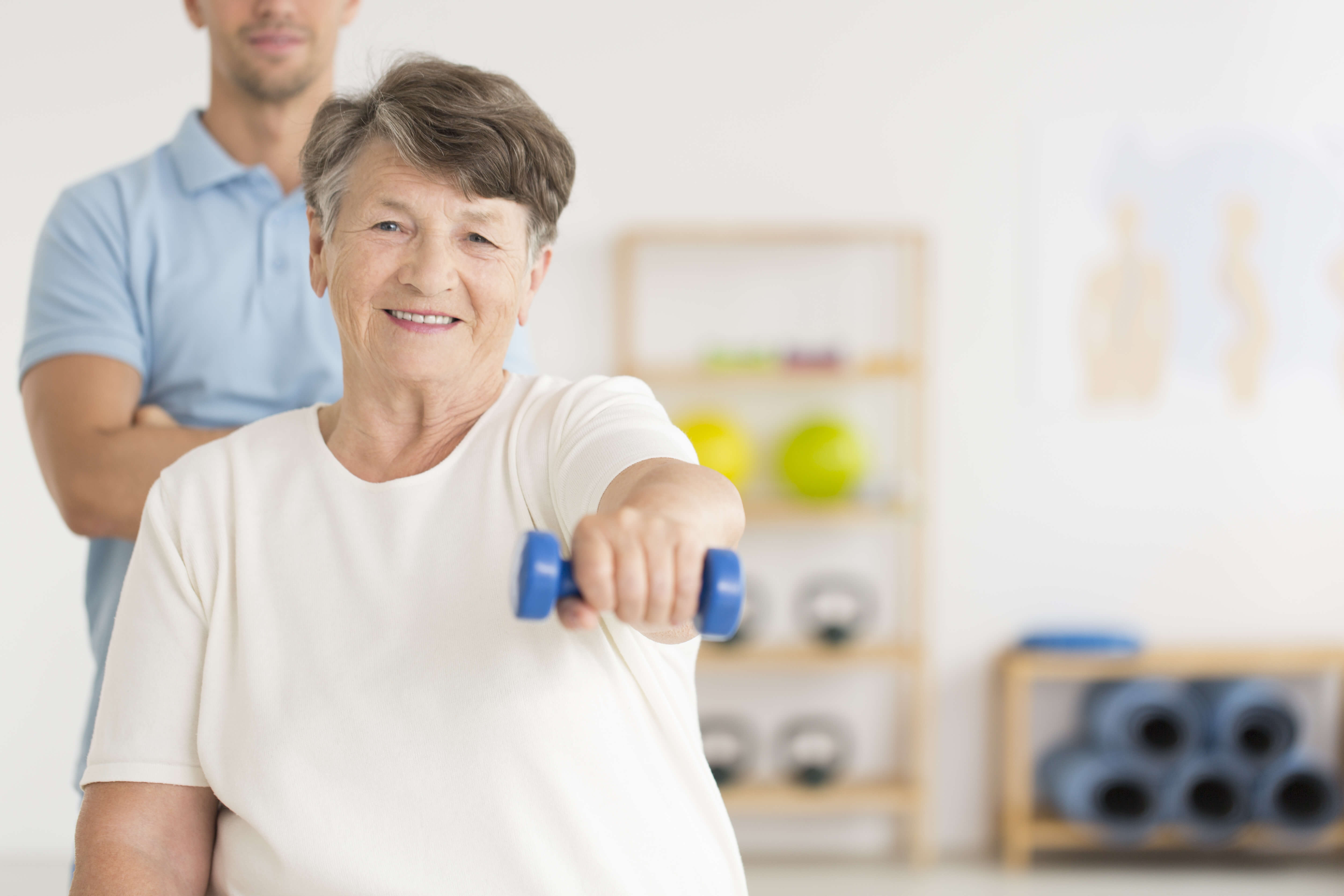Reasons You May Need Geriatric Therapy
