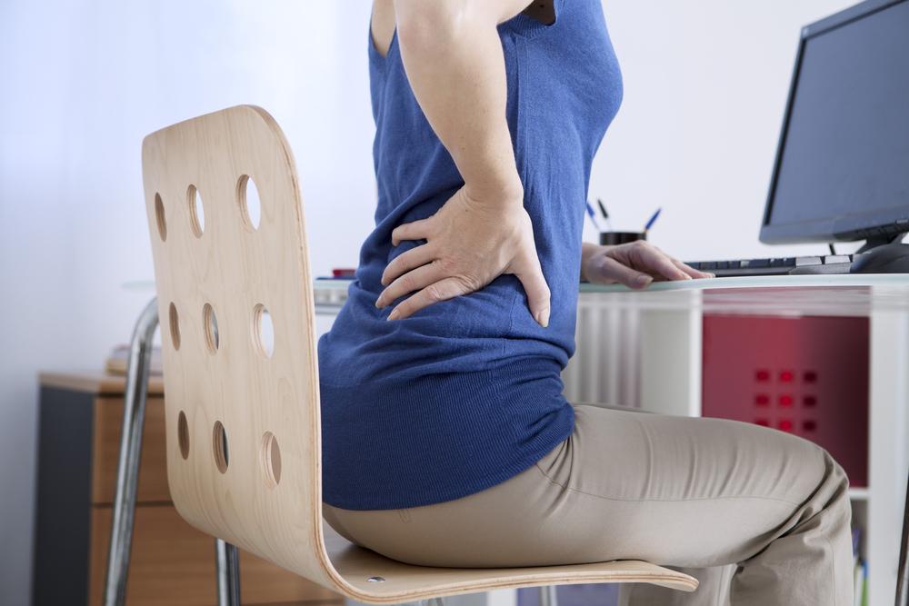 Stiff Lower Back Pain