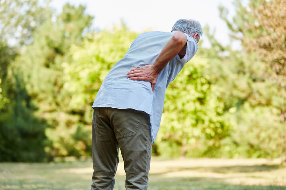 Slipped Disc in Lower Back Symptoms