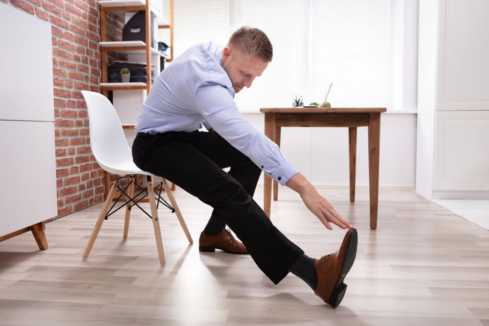 Lower Back Pain When Sitting
