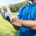Outside Left Wrist Pain From Golf