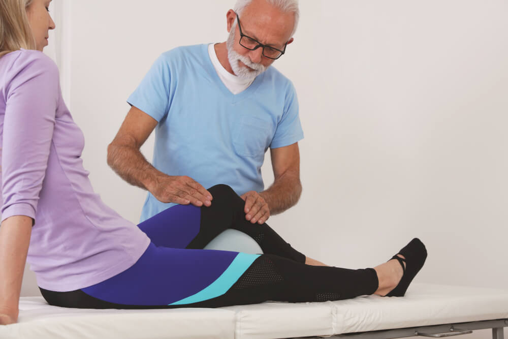 Stiff Knee Pain When Bending
