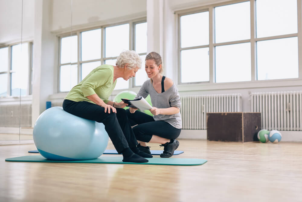 Women's Health Physical Therapist