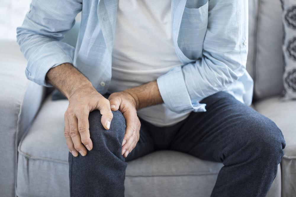 Stiff Knee After Sitting