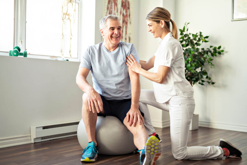 Physical Therapy for Vertigo