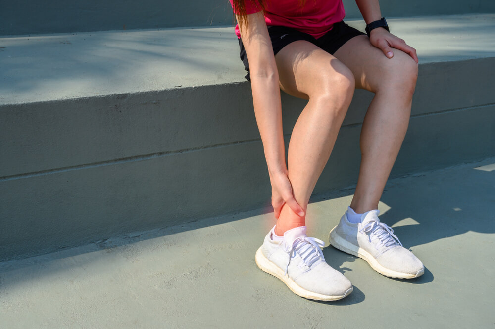 Side of Ankle Pain