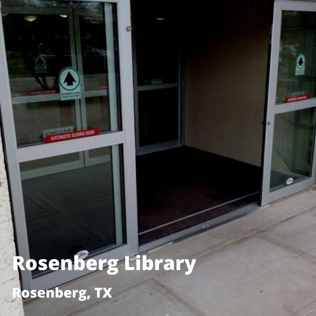 floodgate inside library