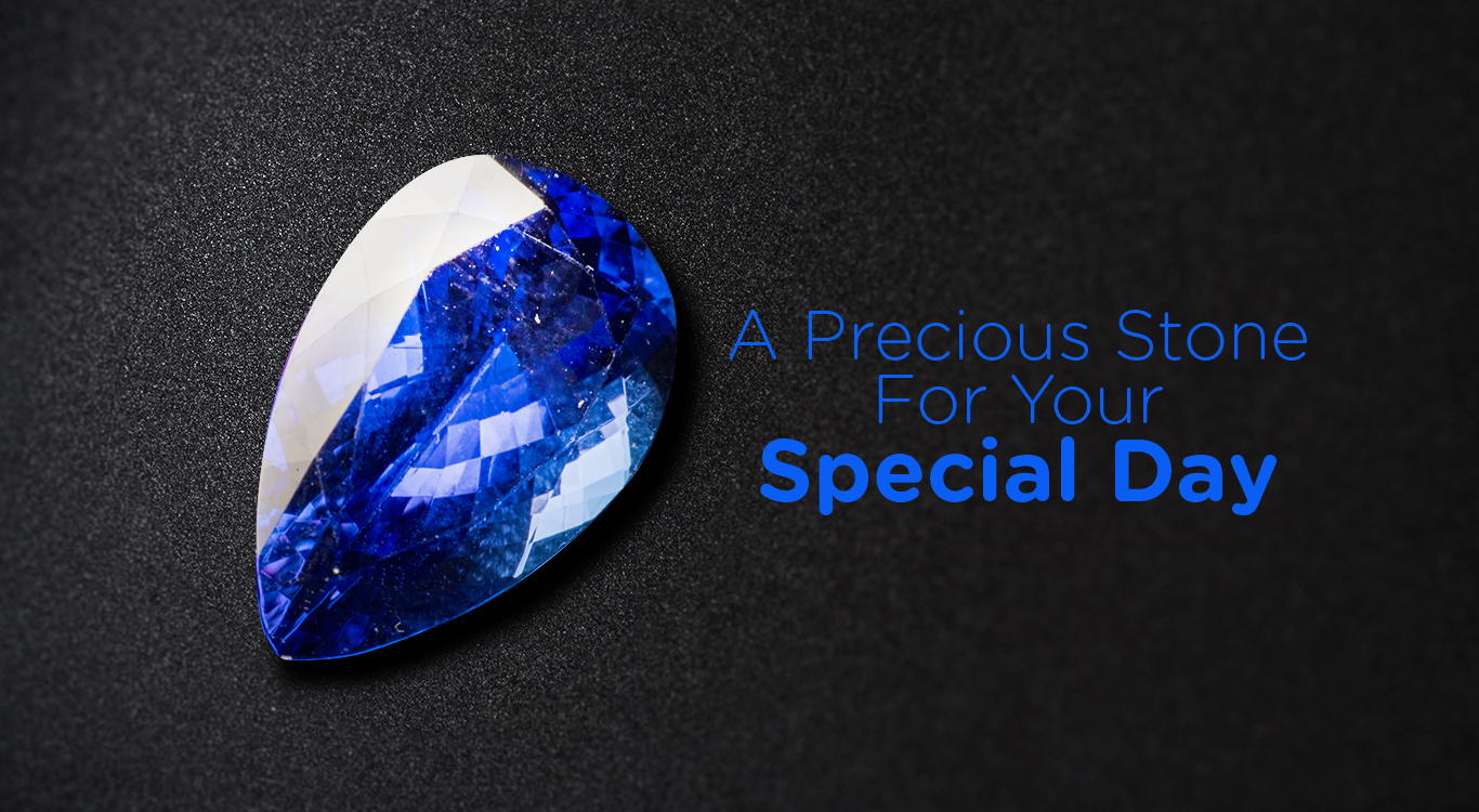 Make it special with Sapphire