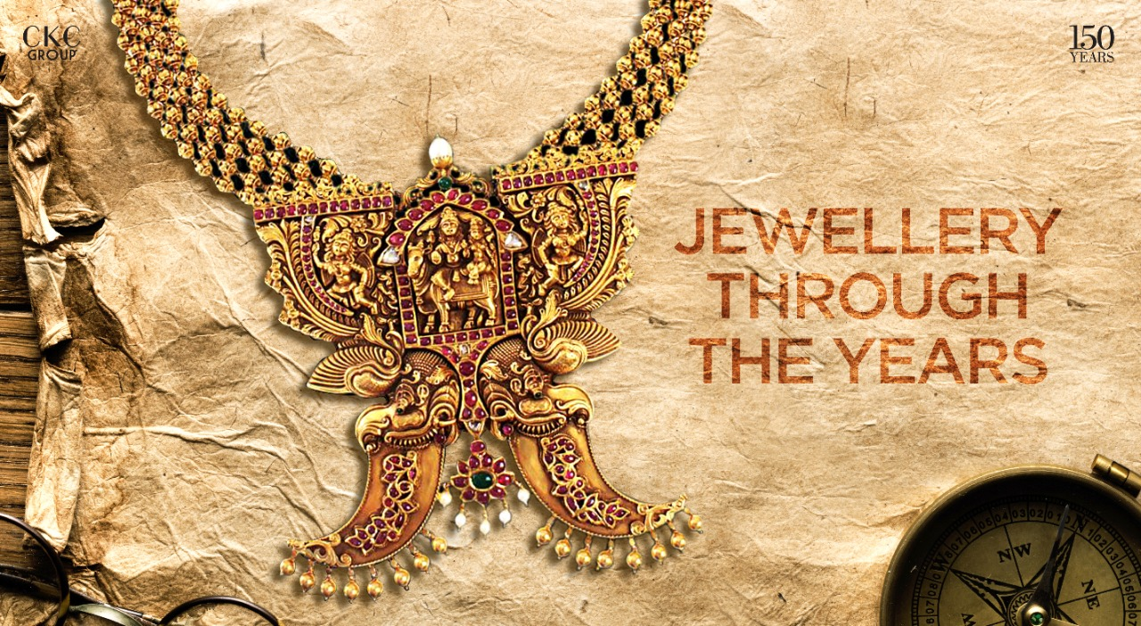 Jewellery Through the Years