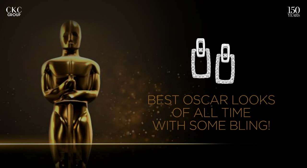 Best Oscar Looks Of All Time – With Some Bling!