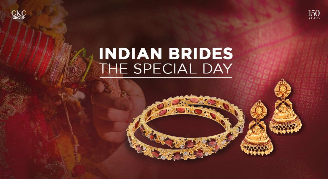 Indian Brides – The Special Day