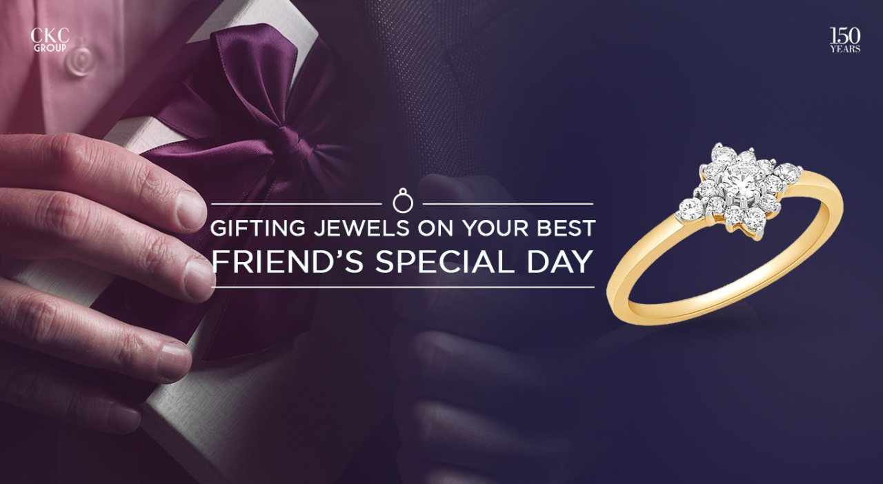 Gifting Your Best Friend On Her Special Day