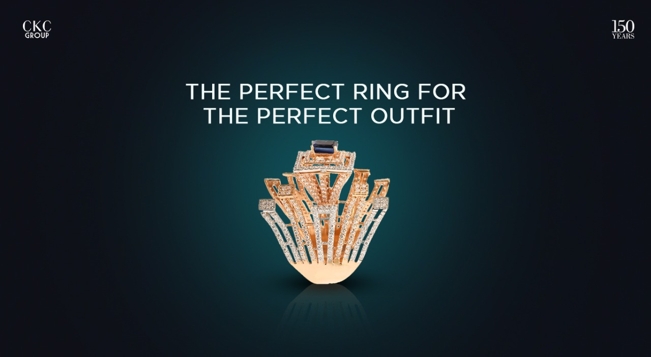 The Perfect Ring for the Perfect Outfit