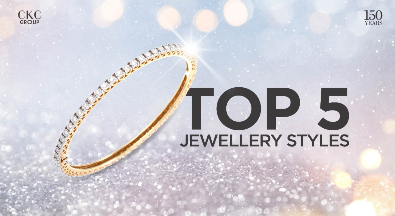 Top 5 Jewellery Styles