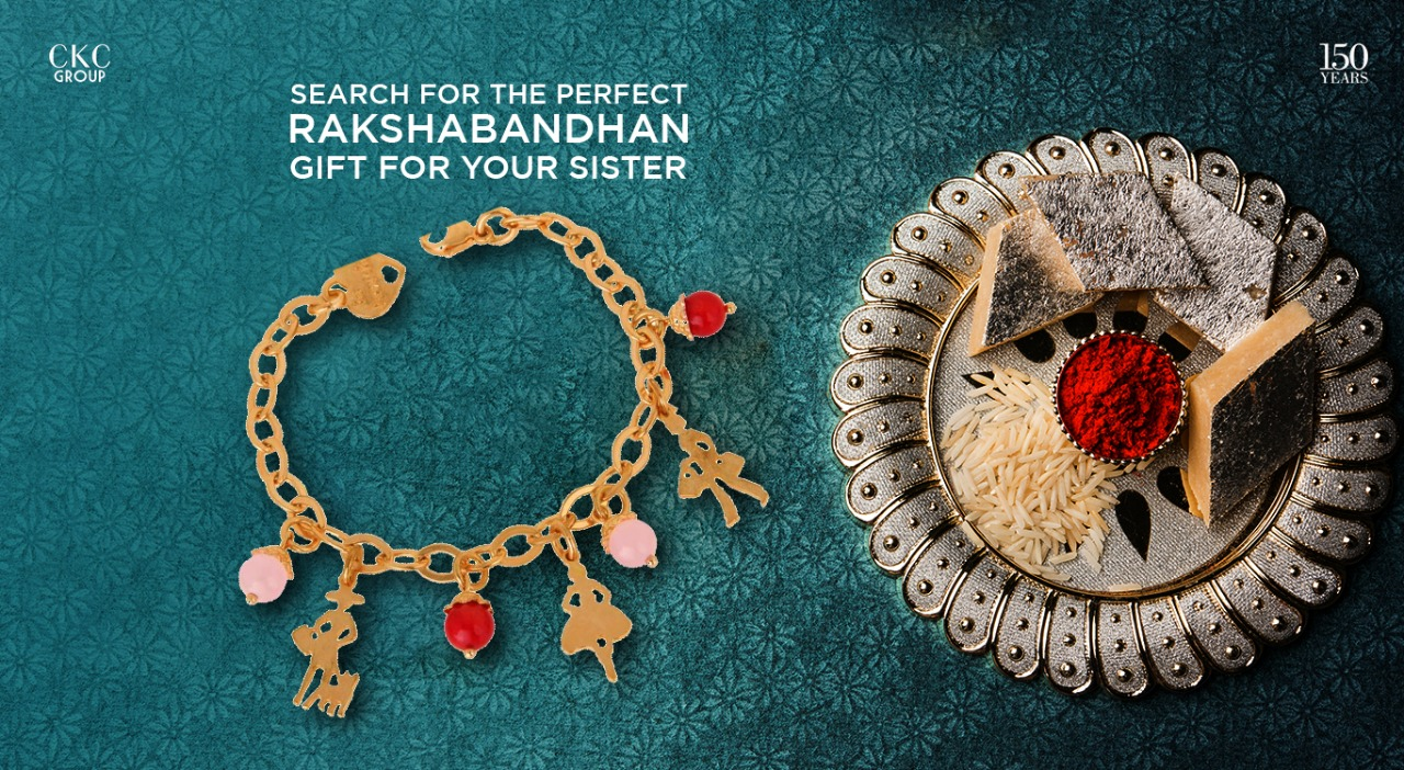 Search for the Perfect Rakshabandhan Gift for Your Sister