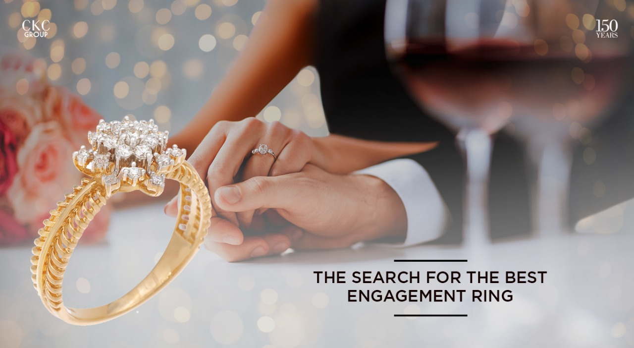 The Search for the Best Engagement Ring