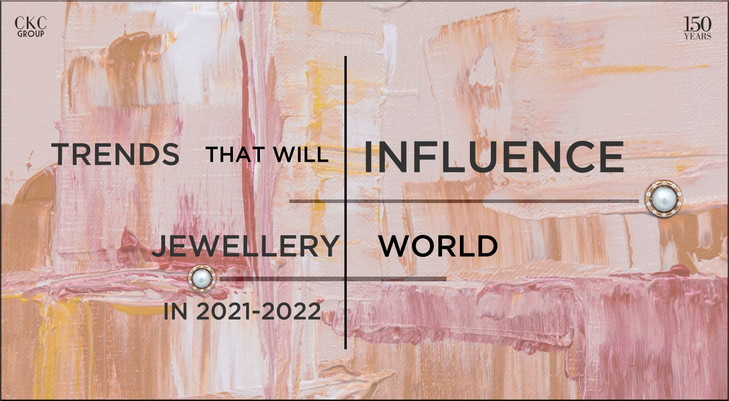Trends that will influence Jewellery World in 2021-2022