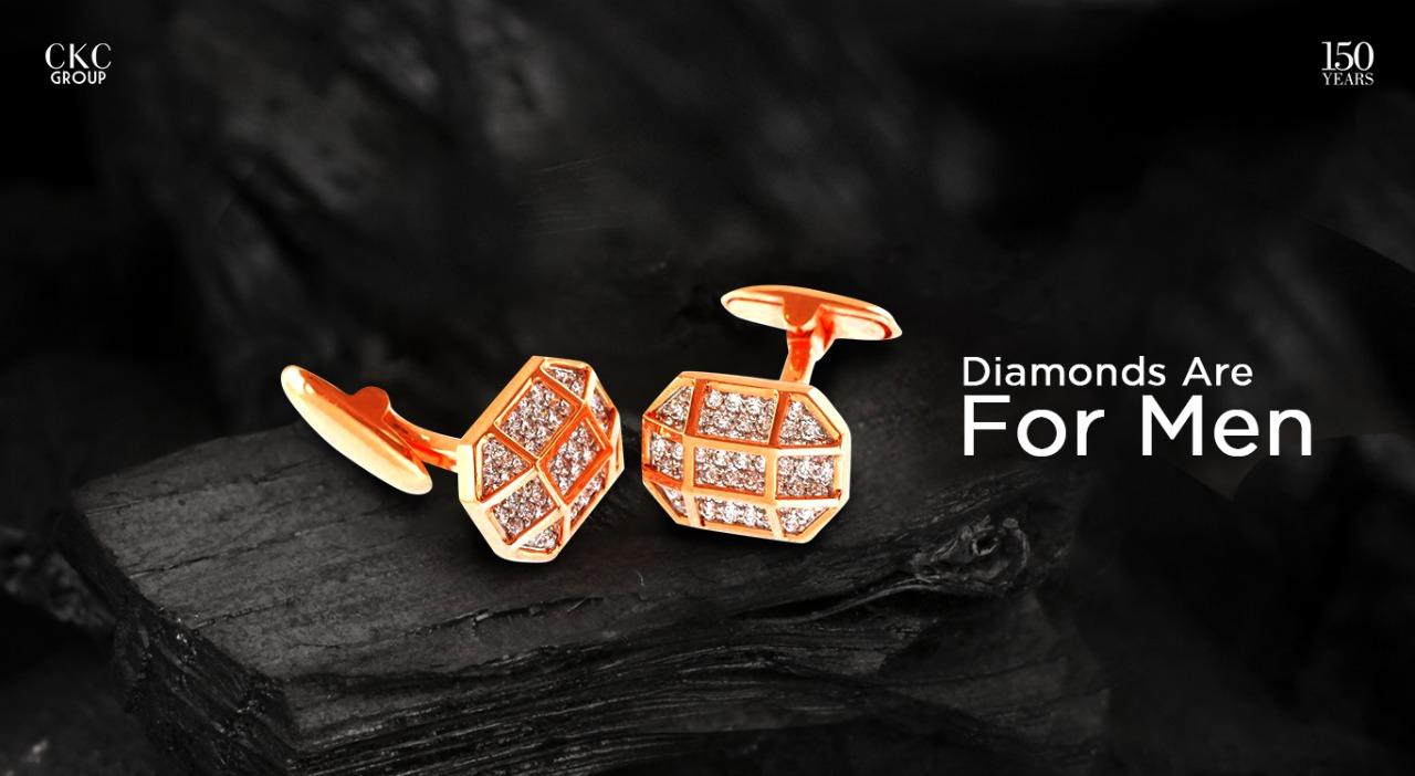 Diamonds Are For Men