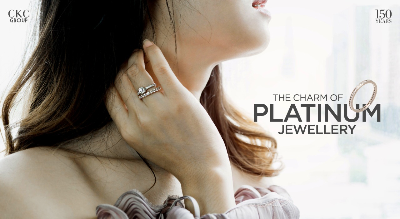 The Charm of Platinum Jewellery