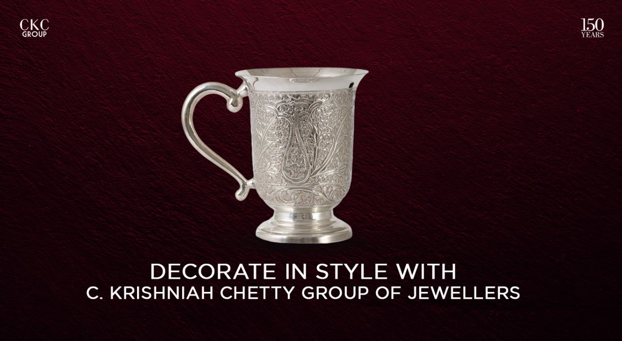 Decorate In Style With C. Krishniah Chetty Group of Jewellers