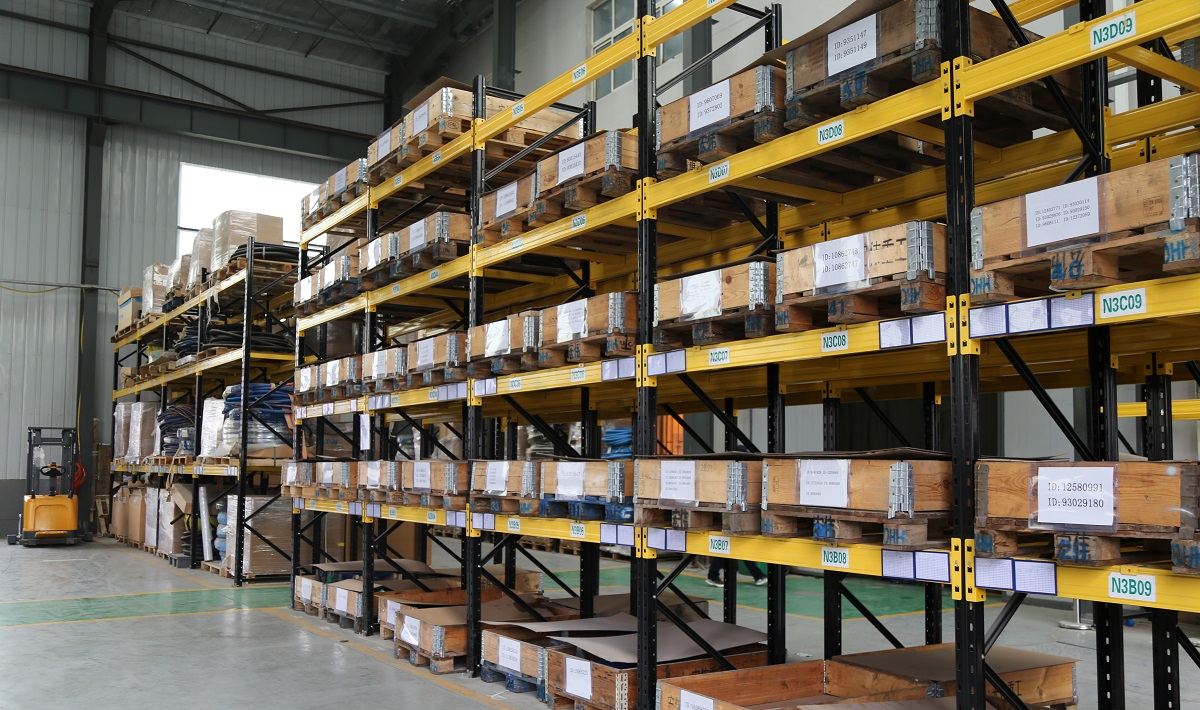 Spare and Replacement Parts Warehouse