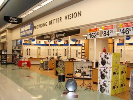 Avon Walmart Interior3