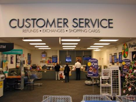 Avon Walmart Interior4