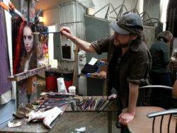 assael painting