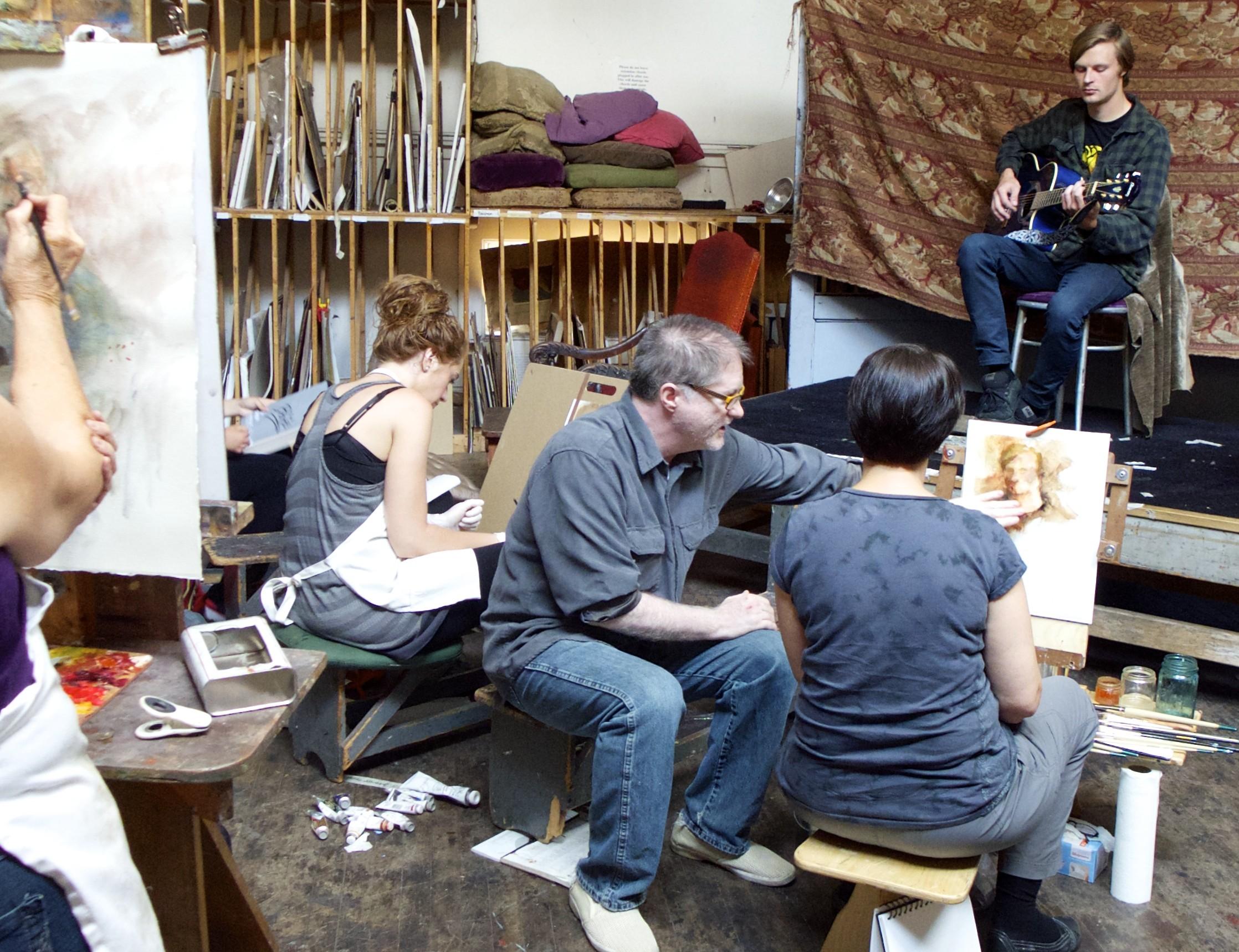 Clayton J Beck III Summer Workshop