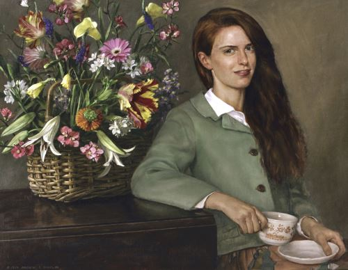 Andy Conklin personification of Spring