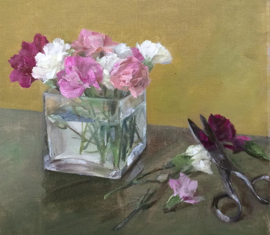 HelenOh_carnations