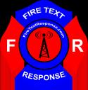 Fire Text Response Logo