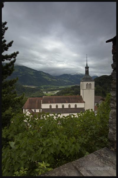 Gruyères, Suisse, 2013.