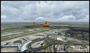 FlyTampa Toronto avec REX et Cumulus X