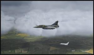 Metal2Mesh Mirage 2000C et armements de VRS Simulations