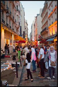 Photo Paris Quartier Latin 2013
