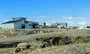 Ancienne base américaine de Frobisher Bay (Iqaluit)