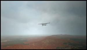 A2A Simulations C182T Skylane dans la région des Cantons-de-l'Est au Québec