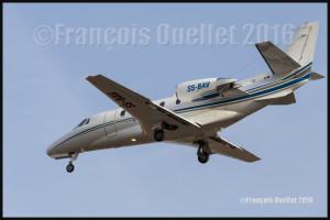 Cessna 560XL S5-BAV Toronto 2016