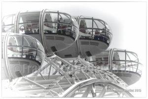 Photos de l'Angleterre: le London Eye en 2015