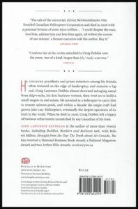 """Quatrième de couverture du livre """"One hell of a ride"""" de John Lawrence Reynolds"""