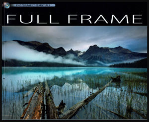 "Livre de photographie en anglais ""Full Frame"" de David Noton"