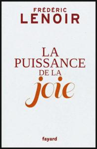 """Couverture du livre """"La puissance de la joie"""""""