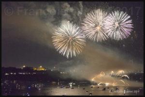 Célébration du 23 septembre 2017 pour le centième anniversaire du Pont de Québec